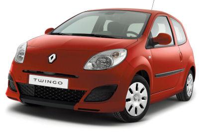 Présentation de la nouvelle génération de Renault Twingo.